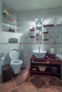 Минев Комфорт професионално почистване на баня